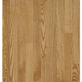 Bruce 2-1/2-in W Ash 3/4-in Solid Hardwood Flooring