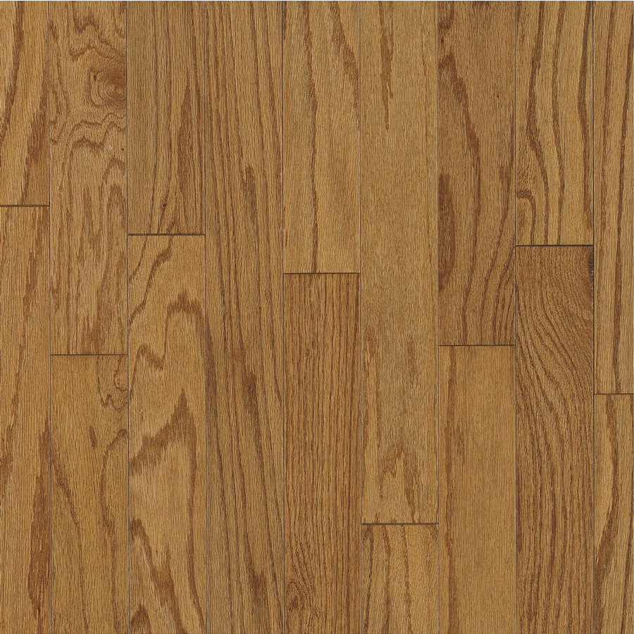 Shop bruce america 39 s best choice 3 in w prefinished oak for Prefinished flooring