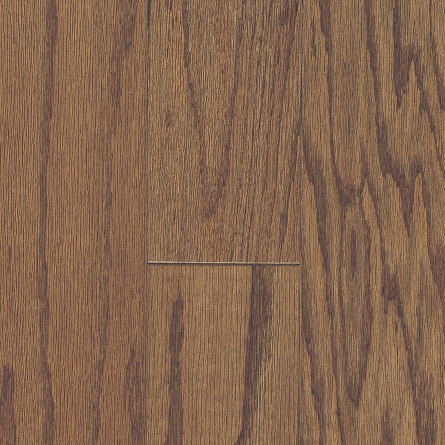 Shop robbins fifth avenue 5 in w prefinished oak for Prefinished solid hardwood flooring