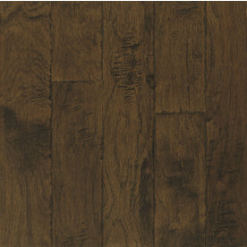 Shop Bruce Frontier 5 In W Prefinished Hickory Engineered