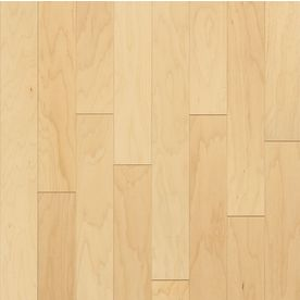 Bruce Hayworth American Exotics 3-in W Prefinished Maple Engineered Hardwood Flooring (Natural)