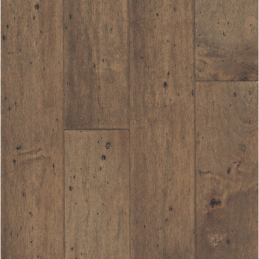 Shop bruce rockville american originals 5 in w prefinished for Prefinished flooring