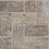 Style Selections 12-in x 12-in Quartz Natural Slate Finish Vinyl Tile
