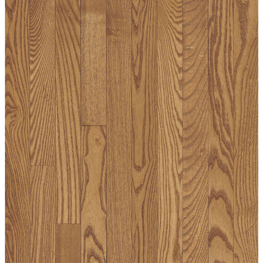 Shop bruce america 39 s best choice 5 in w prefinished oak for Prefinished flooring