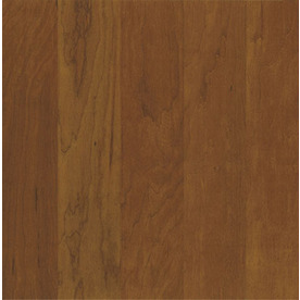 Bruce High Impact 5-in W Prefinished Cherry Locking Hardwood Flooring (Double Chocolate)
