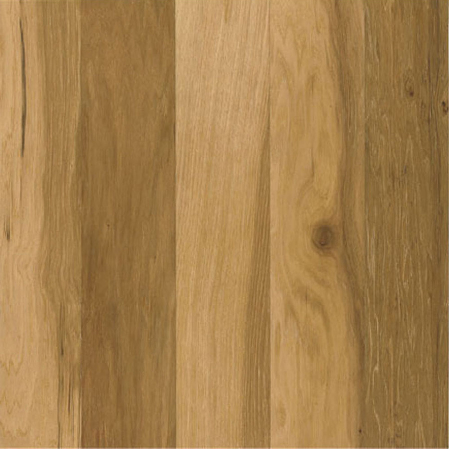 Shop bruce hickory locking hardwood flooring for Hardwood floors hickory
