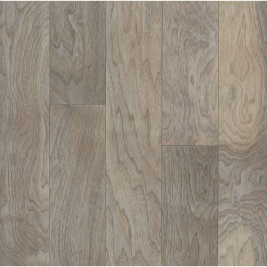 Shop bruce walnut locking hardwood flooring for Hardwood floors at lowes
