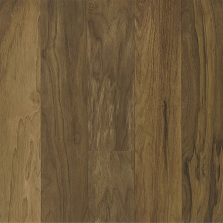 Shop Bruce Walnut Locking Hardwood Flooring