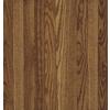 Bruce 0.75-in Oak Hardwood Flooring Sample (Gunstock)