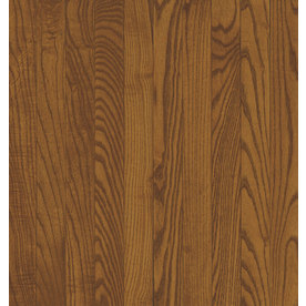 Bruce Frisco 5-in W Prefinished Oak Hardwood Flooring (Gunstock)