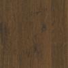 Bruce 0.375-in Hickory Engineered Hardwood Flooring Sample (Apple Cider)