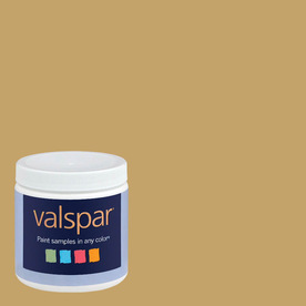 Shop Valspar 8 oz Swampwater Interior Satin Paint Sample
