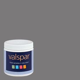 Valspar 8 oz. Paint Sample - Almost Charcoal