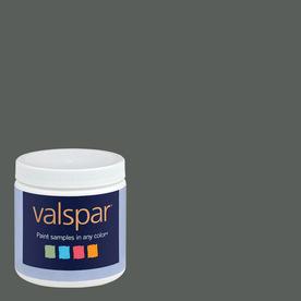 Valspar 8-oz La Fonda Nightfall Interior Satin Paint Sample