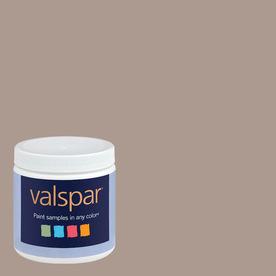 Valspar 8-oz Aspen Gray Interior Satin Paint Sample
