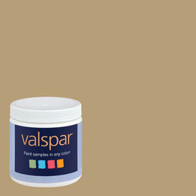 Valspar 8 oz. Paint Sample - Gold Infusion