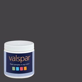 Creative Ideas for Color by Valspar 8 oz. Paint Sample - Cracked Pepper