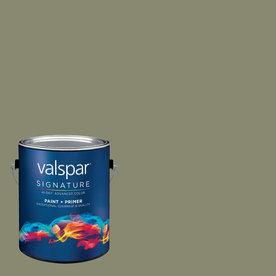 Creative Ideas for Color by Valspar Gallon Size Container Interior Matte Pre-Tinted City Chic Latex-Base Paint and Primer in One (Actual Net Contents: 125.58-fl oz)