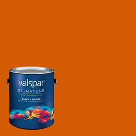 Creative Ideas for Color by Valspar Gallon Size Container Interior Matte Pre-Tinted Copper Glow Latex-Base Paint and Primer in One (Actual Net Contents: 127-fl oz)