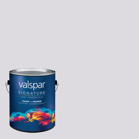 Creative Ideas for Color by Valspar Gallon Interior Matte Sachet Paint and Primer in One