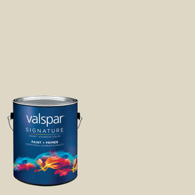 Creative Ideas for Color by Valspar Gallon Interior Eggshell Foggy Mirror Paint and Primer in One