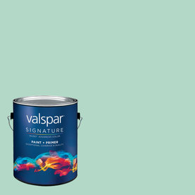 Creative Ideas for Color by Valspar Gallon Interior Semi-Gloss Glass Tile Paint and Primer in One