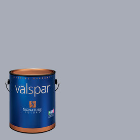 Creative Ideas for Color by Valspar Gallon Interior Eggshell Evening Twilight Paint and Primer in One