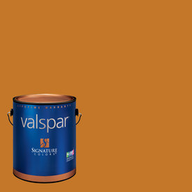 Creative Ideas for Color by Valspar Gallon Interior Eggshell Toasty Fireplace Paint and Primer in One