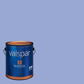Creative Ideas for Color by Valspar 1-Gallon Interior Semi-Gloss Harbor View Latex-Base Paint and Primer in One