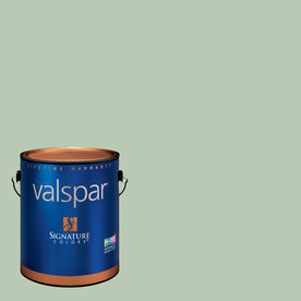 Creative Ideas for Color by Valspar 1-Gallon Interior Semi-Gloss Hot Springs Latex-Base Paint and Primer in One
