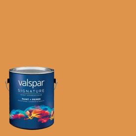 allen + roth Colors by Valspar Gallon Size Container Interior Matte Pre-Tinted Balcony Sunset Latex-Base Paint and Primer in One (Actual Net Contents: 129.48-fl oz)
