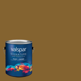 allen + roth Colors by Valspar Gallon Size Container Interior Matte Pre-Tinted Indulgence Latex-Base Paint and Primer in One (Actual Net Contents: 127.61-fl oz)