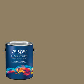 allen + roth Colors by Valspar Gallon Size Container Interior Eggshell Pre-Tinted Borough Latex-Base Paint and Primer in One (Actual Net Contents: 127.85-fl oz)