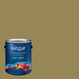 allen + roth Colors by Valspar Gallon Size Container Interior Eggshell Pre-Tinted Garment District Latex-Base Paint and Primer in One (Actual Net Contents: 127.96-fl oz)