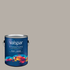 allen + roth Colors by Valspar 1-Gallon Interior Satin Embarcadero Latex-Base Paint and Primer in One