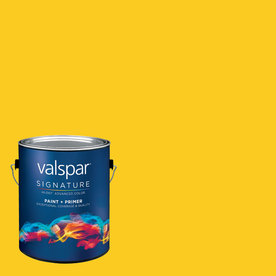 allen + roth Colors by Valspar Gallon Size Container Interior Satin Pre-Tinted Jackson Square Latex-Base Paint and Primer in One (Actual Net Contents: 128.04-fl oz)
