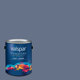 allen + roth Colors by Valspar Gallon Interior Satin Presidential Suite Paint and Primer in One