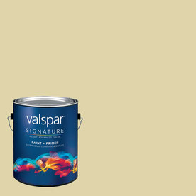 allen + roth Colors by Valspar 1-Gallon Interior Semi-Gloss Cobblestones Latex-Base Paint and Primer in One