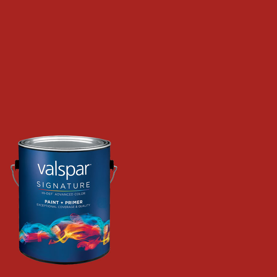 Shop Allen Roth Colors By Valspar Gallon Size Container Interior Semi Gloss Pre Tinted Front