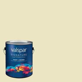 allen + roth Colors by Valspar Gallon Size Container Interior Semi-Gloss Pre-Tinted Avenue Latex-Base Paint and Primer in One (Actual Net Contents: 127.78-fl oz)