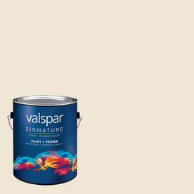 allen + roth Colors by Valspar Gallon Interior Semi-Gloss Upscale Paint and Primer in One