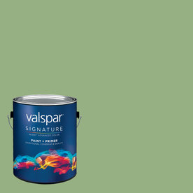 allen + roth Colors by Valspar Gallon Interior Semi-Gloss Deep Ellum Paint and Primer in One