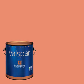 Valspar Amber Rose Eggshell Latex Interior Paint and Primer In One (Actual Net Contents: 128.33-fl oz)