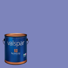 Valspar Simply Purple Eggshell Latex Interior Paint and Primer in One (Actual Net Contents: 128.63-fl oz)