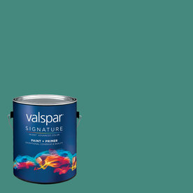 Valspar Gallon Interior Eggshell Elegant Silk Paint and Primer in One