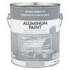 Valspar Aluminum Satin Oil-Based Exterior Paint (Actual Net Contents: 128-fl oz)