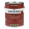 Valspar Barn and Fence Green Gloss Oil-Based Exterior Paint (Actual Net Contents: 128-fl oz)
