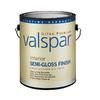 Valspar Ultra Premium 1-Gallon Interior Semi-Gloss White Latex-Base Paint