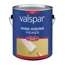 Valspar Interior Latex Primer (Actual Net Contents: 128-fl oz)