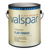 Valspar Ultra Premium Gallon Interior Flat White Paint